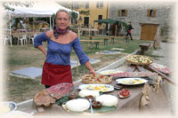 events in the farm - parties in the farm - italy